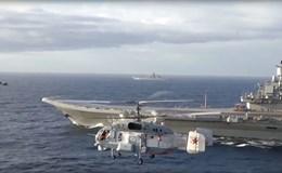 Ông Putin tiết lộ về việc điều tàu sân bay Nga đến Syria