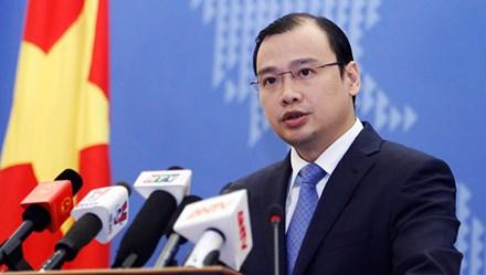 Việt Nam bác bỏ Quy chế nghỉ đánh bắt cá của Trung Quốc