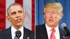Ông Trump tố ông Obama tung tin và dàn dựng biểu tình