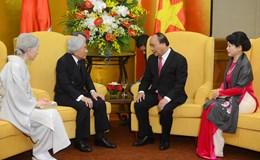 Thủ tướng Chính phủ Nguyễn Xuân Phúc: Quan hệ Việt-Nhật đang ở giai đoạn đẹp nhất trong lịch sử