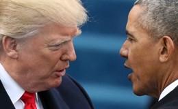 Ông Trump và Obama không nói chuyện từ lễ nhậm chức