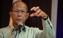 Trung Quốc - Philippines khẩu chiến về vụ tàu xâm phạm