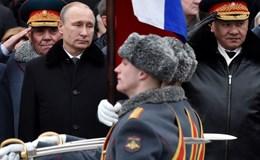 Mỹ cảnh báo Nga có thể can thiệp vào Libya