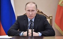 Ông Putin chỉ thị sáp nhập lực lượng Nam Ossetia vào quân đội Nga