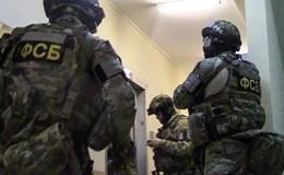 An ninh Nga đập tan âm mưu tấn công khủng bố ở Mátxcơva