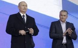 Lãnh đạo Crưm nói ông Putin nên là Tổng thống Nga trọn đời