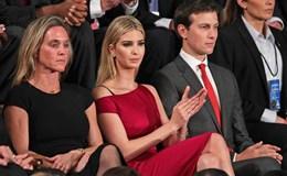 Con gái ông Trump được phép sử dụng tài liệu mật ở Nhà Trắng