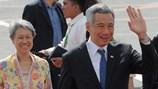 Thủ tướng Singapore Lý Hiển Long và Phu nhân bắt đầu thăm chính thức Việt Nam