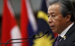 Malaysia khẳng định không công nhận bản đồ lưỡi bò Trung Quốc vẽ trên Biển Đông