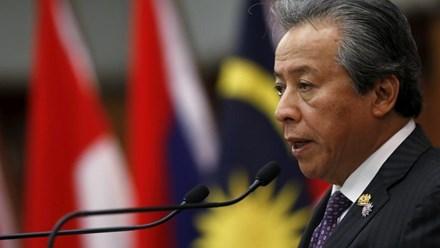 Malaysia khẳng định không công nhận bản đồ lưỡi bò Trung Quốc vẽ trên Biển Đông - ảnh 1