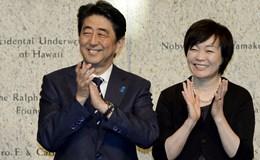 Quốc hội Nhật Bản muốn chất vấn phu nhân Thủ tướng Abe