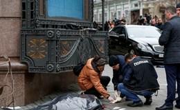 """""""Sóng ngầm"""" vụ cựu nghị sĩ Nga bị bắn chết ở Ukraina"""