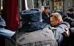 Nga bắt nhà lãnh đạo đối lập