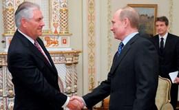 Tổng thống Putin gặp lại Ngoại trưởng Mỹ thân Nga