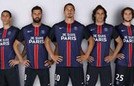 PSG đổi mẫu áo tưởng nhớ nạn nhân vụ khủng bố Paris
