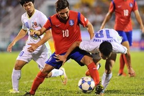 Lịch thi đấu và phát trực tiếp bóng đá hôm nay (26.11)