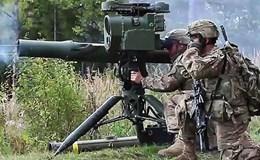 Tên lửa Mỹ đấu siêu tăng Armata Nga