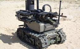 Mỹ thử nghiệm robot biết dùng súng phóng lựu, tải thương