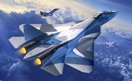 Chạy đua với Mỹ, Nga gấp rút chế tạo máy bay thế hệ 6