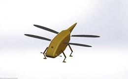 Quân đội Anh trang bị thiết bị do thám chuồn chuồn bay