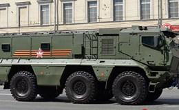 """Nga xuất khẩu siêu xe bọc thép """"Typhoon-K"""""""