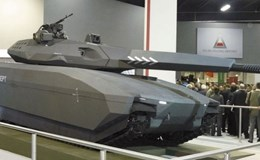 Cận cảnh đối thủ nặng ký của siêu tăng Armata