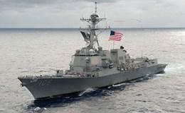 Video: Cận cảnh Mỹ phóng tên lửa đáp trả phiến quân Yemen
