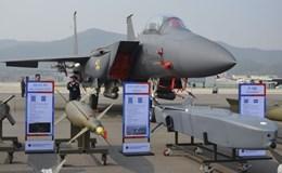 Hàn Quốc nhận lô tên lửa hành trình Taurus đầu tiên