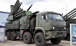 Nga sản xuất hệ thống Pantsyr-SM tầm bắn tăng gấp đôi