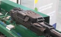 Cận cảnh robot chiến đấu đa năng của quân đội Ukraine