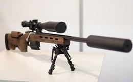 Ukraine trình làng mẫu súng bắn tỉa mới