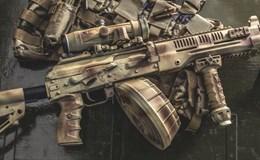 Lộ diện súng máy trang bị hàng loạt cho quân đội Nga năm 2017