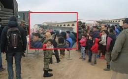Hé lộ hình ảnh xe thiết giáp Typhoon-K Nga xuất hiện ở Syria
