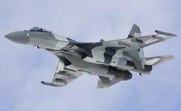 Trung Quốc đã nhận 4 chiến đấu cơ Su-35 của Nga