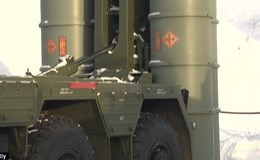 Nga triển khai hệ thống tên lửa S-400 bảo vệ thủ đô Moscow