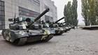 Ukraine hoàn tất chuyển giao lô xe tăng T-84 Oplot cho Thái Lan