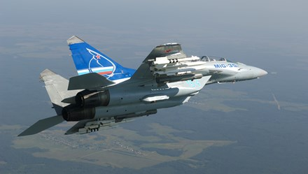 Nga ấn định ngày trình làng chiến đấu cơ thế hệ 4 MiG-35