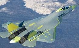 """Không quân Nga """"chốt"""" thời điểm tiếp nhận tiêm kích tàng hình T-50"""