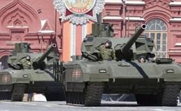 Nga sản xuất hàng loạt siêu tăng Armata năm 2018