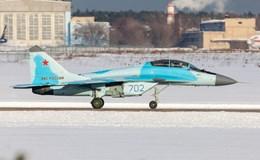 Chiến đấu cơ MiG-35 được trang bị vũ khí laser?