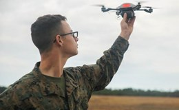 Thủy quân lục chiến Mỹ thử nghiệm UAV trinh sát mini hiện đại