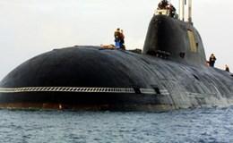 Tàu ngầm Nga tăng cường hiện diện ở Bắc Cực