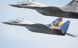 Nga hiện đại hóa tiêm kích MiG-29N cho Malaysia
