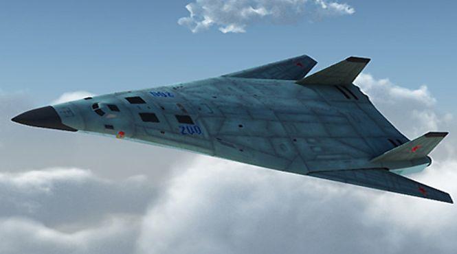 """Nga phát triển nguyên mẫu thử nghiệm """"siêu cường kích"""" PAK DA"""
