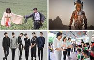 """""""Con ma nhà họ Vương"""" nóng nhất SHOWBIZ ngày 6.10 - Video"""