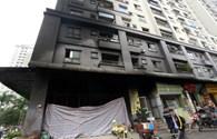 Phân tích nguyên nhân vụ cháy ở chung cư Xa La