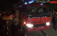 Cận cảnh vụ cháy lớn tại khu đô thị Xa La khiến nhiều người ngạt khói