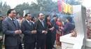 Phó Thủ tướng Nguyễn Xuân Phúc dâng hương tưởng nhớ người anh hùng áo vải Quang Trung Nguyễn Huệ