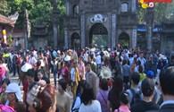 Khai hội chùa Hương đạt kỷ lục đón hơn 5 vạn lượt khách