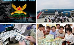 Kinh tế 24h: Sau vụ hacker tấn công Vietnam Airlines: khách VIP bị tạm ngừng dịch vụ; ngân hàng bịt lỗ hổng